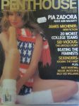 Penthouse 1983 october - Pia Zamora nude and naughty