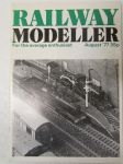 Railway Modeller for the average enthusiast 1977 august