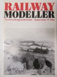 Railway Modeller for the average enthusiast 1977 september