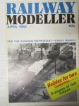 Railway Modeller for the average enthusiast 1982 april