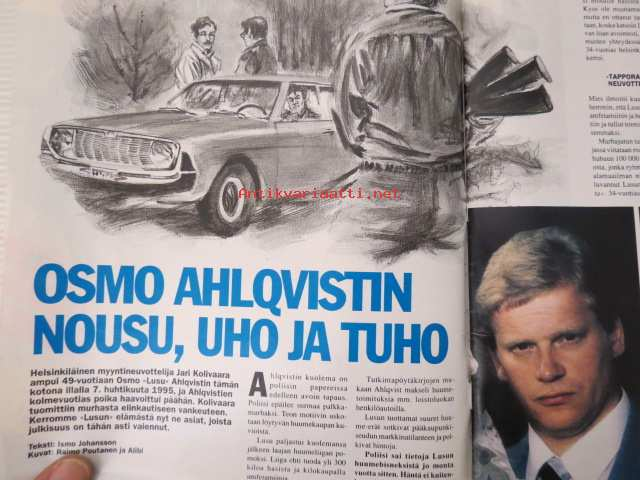 Osmo Ahlqvist