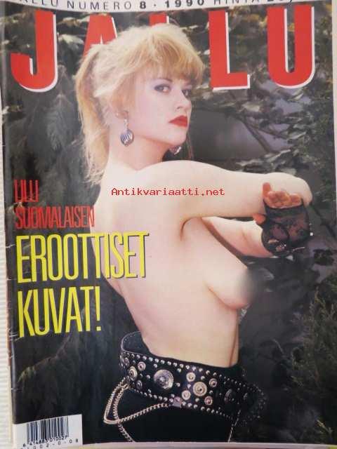 lilli suomalainen alastonkuvat suomi erotiikka