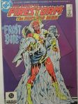 DC The Fury of Firestorm The Nuclear man 1984 nr 20