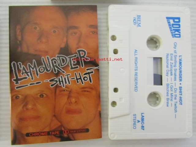 L'Amourder - Shit-Hot