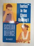 Tactic In the Chess Opening 1 - Sicilian Defence -chess book / shakkikirja