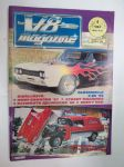 V8 Magazine 1984 nr 4 -Hot Rod magazine