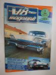 V8 Magazine 1984 nr 3 -Hot Rod magazine
