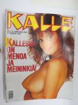 Iso Kalle 1990 nr 3 -adult graphics magazine