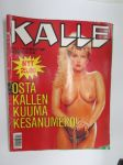 Iso Kalle 1990 nr 7 -adult graphics magazine