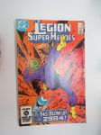 The Legion of Super-Heroes nr 311 May 1984 -comics / sarjakuva