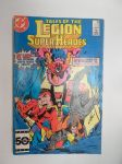 Tales of the Legion of Super-Heroes 326 August 1985 -comics / sarjakuva