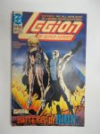 The Legion of Super-Heroes nr 26 Feb. 1992 -comics / sarjakuva