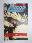 The Legion of Super-Heroes nr 27 Mar. 1992 -comics / sarjakuva