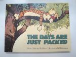 The Days are Just Packed - Calvin & Hobbes (Lassi ja Leevi) -sarjakuva-albumi / comics album