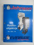OMC Johnson - Evinrude outboards mallit - 150, 150C, 175 - Huolto-ohjekirja -service manual in finnish