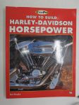 How to build Harley-Davidson Horsepower