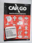 Car Go Auto Electrical Component parts 5 Cross reference list -varaosien yhteensopivuudet