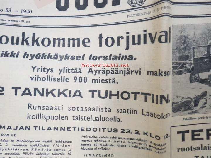 Suomen Talvisota Yhtye