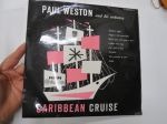 Philips B 07633 R Paul Weston - Caribbean Cruise -äänilevy, 33 1/3 rpm 10