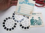 View-Master B 6121, 6122, 6123 Wondeer of the deep  -reels / kuvakiekkosarja