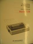 Commodore Bi-Directional Printer Model 1526 User´s Manual