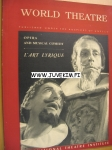Wold theatre volume II nr 1 (French/English)