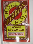 Roll, Jordan, Roll. The World the Slaves made
