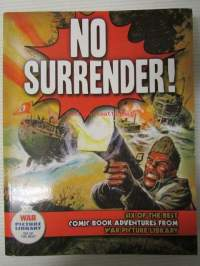 No Surrender! - Six of the best, Comic book adventures from, War picture library