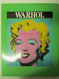 Warhol - 68 Illustrations, including 55 plates in full color