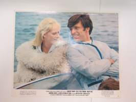 A Reflection of Fear - Columbia Pictures - Robert Shaw, Sally Kellerman -elokuvan mainoskuva / kaappikuva / painokuva -movie advertising photo / print display case