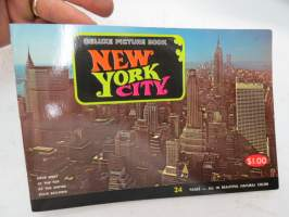 New York Deluxe Picture Book - Sold only at the top of the Empire State Building
