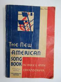 The New American Songbook (with notes) - Pan-American Edition