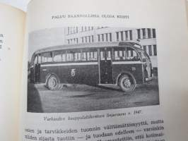 Linja-autoliikenteen vaiheet -history of busses and transportation in Finland